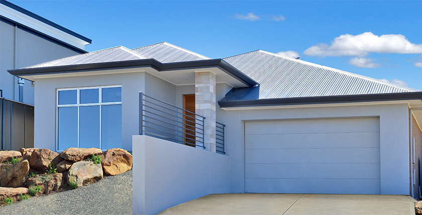 Split level homes oakford homes for Split level home builders