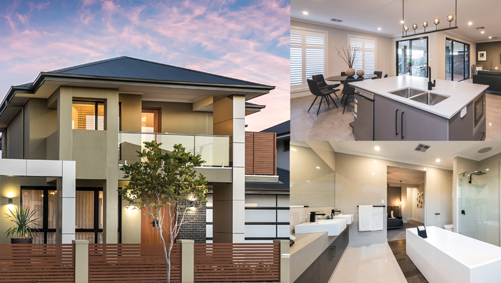 Discover Oakford Homes Luxurious NEW Display Home Now Open At Waterford  Circuit, Lightsview. This Brand New Design Features A Large Open Plan  Living Area ...